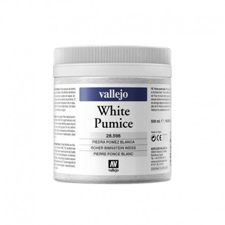 Clear Gesso VALLEJO 500 ml