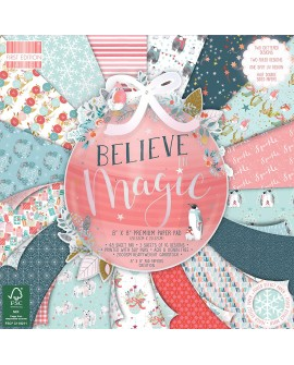 Believe Magic FIRST EDITION 30x30 cm