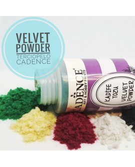 Velvet Shimmer Powder Cadence 120 ml