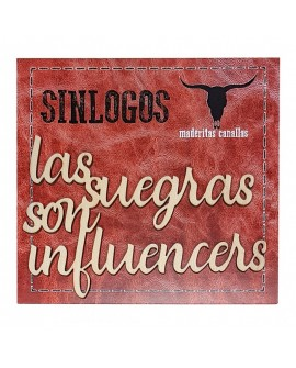 "Maderitas Canallas ""Las Suegras Son Influencers"""