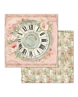Papel Scrap HOUSE OF ROSES SBB674 STAMPERIA