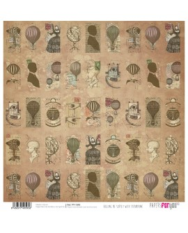 PAPEL PAPEL SCRAP KILLING ME SOFTLY WITH STEAMPUNK