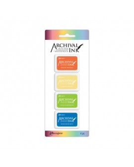 Set 4 Tintas ARCHIVAL INK ARC57697