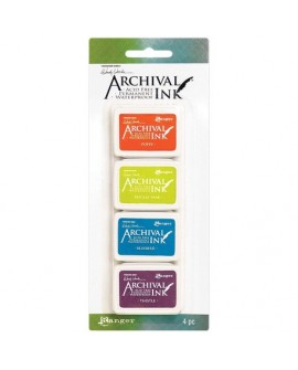 Set 4 Tintas WENDY ARCHIVAL INK ARC64077