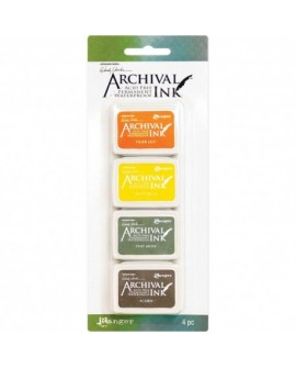 Set 4 Tintas WENDY ARCHIVAL INK ARC64060