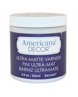 Barniz Americana Decor Ultra Mate 236 ml