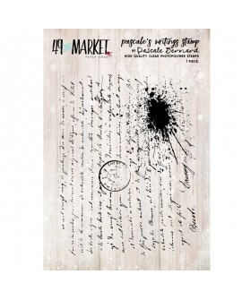 Stamp Pascale Writings 49&MARKET