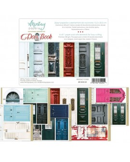 Set Scrapbooking Door Book Mintay by Karola 15x20 cm