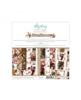 Set Scrapbooking FALL FESTIVAL Mintay by Karola 15x15 cm