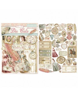 Die Cuts STAMPERIA Princess