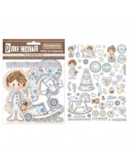 Die Cuts STAMPERIA Little Boy