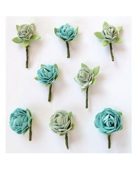 Creative elements rose hill x8 pacific blue