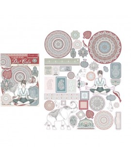 Die Cuts STAMPERIA Secrets of India