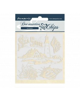 Decorative chips STAMPERIA Sea Shore