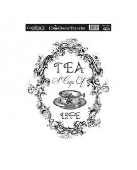 Transfer HOME DECOR Tea CADENCE