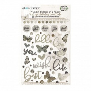 49&market Essentials-Wishing Bubbles and Trinkets