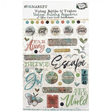 49&market Anywhere-Wishing Bubbles and Trinkets