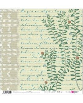 PAPEL SCRAP LOVELY MOMENTS PFY-015 32x30.5cm