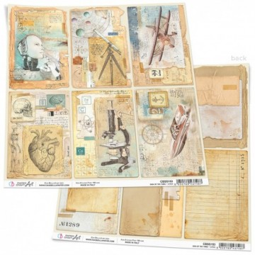 Papel Scrapbooking Sign of the Times Cards CIAO BELLA 30x30 cm
