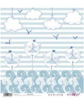 PAPEL SCRAP SPECIAL DAY COLLECTION PFY-274 32x30.5cm