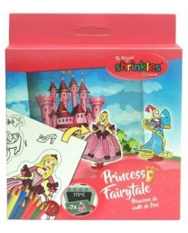 Mini Shrinkles PRINCESS FAIRYTALE