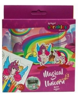 Mini Shrinkles MAGICAL UNICORN