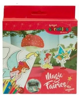 Mini Shrinkles MAGIC FAIRIES