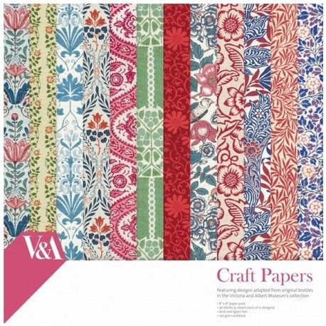 V&A Craft Papers 30x30