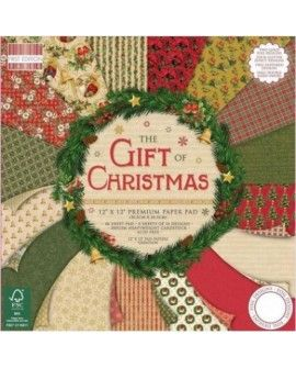 The Gift Of Christmas 30x30