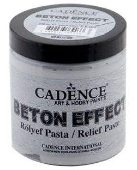 Beton Effect pasta de relieve CADENCE