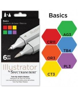 6 Spectrum Illustrator BÁSICOS