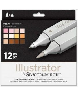 12 Spectrum Illustrator FIGURAS