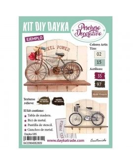 KIT DIY DAYKA BICICLETA 1