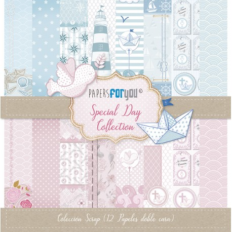 Papers For You SPECIAL DAY 12 uds