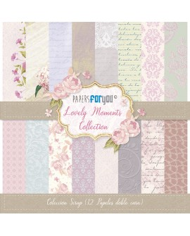 Papers For You LOVELY MOMENTS 12 uds