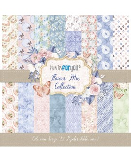 Papers For You FLOWER MIX 12 uds
