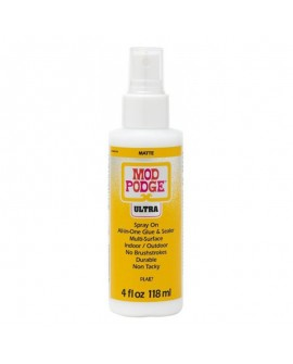 MOD PODGE SPRAY Mate 118 ml