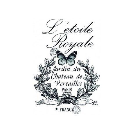TRANSFERS HOME DECOR L'ETOILE ROYALE