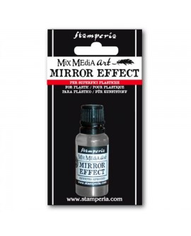 Mirror effect - Efecto espejo para base en plastico 20 ml