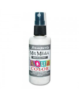 300 Aquacolor spray 60 ml - Blanco Perla